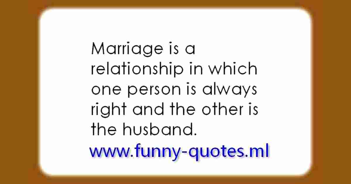 marriage relationship