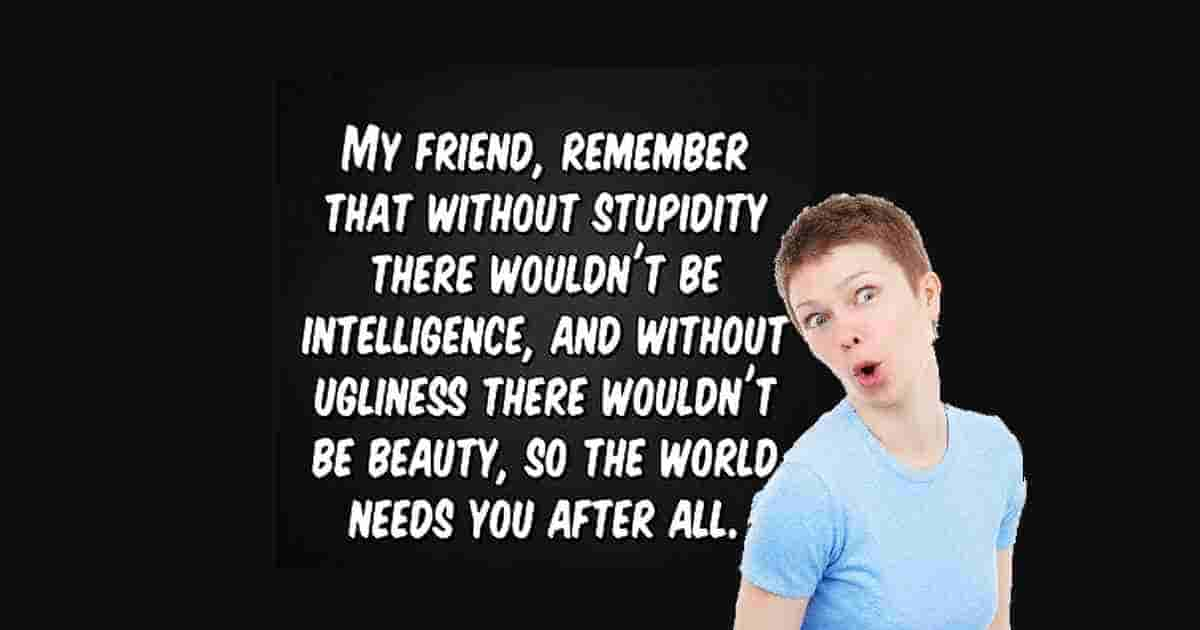 My friend remember that
