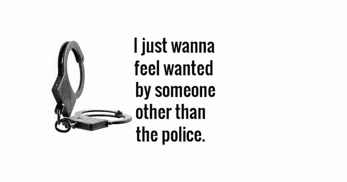 I want to feel wanted
