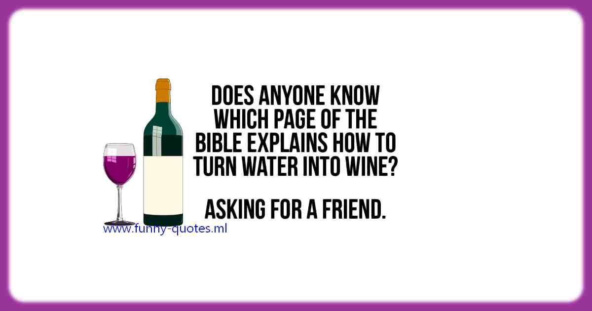 water into wine bible